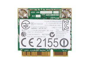 BCM94352HMB 802.11abgn+ac WLAN WiFi Card Bluetooth 4.0 2.4/5GHz 867Mbps not for IBM/Lenovo/Thinkpad and HP