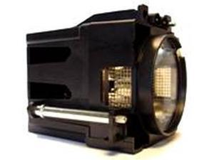 JVC PK-CL120UAA Compatible Replacement TV Lamp. Includes New Bulb and Housing.