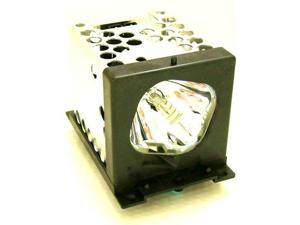 Panasonic PT-45LC12 OEM Replacement TV Lamp. Includes New Bulb and Housing.