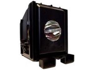 Samsung HLP4667WX Compatible Replacement TV Lamp. Includes New Bulb and Housing.