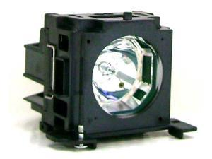 Elmo EDP-X350 OEM Replacement Projector Lamp. Includes New UHB 180W Bulb and Housing.