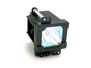JVC HD-61G587 Compatible Replacement TV Lamp. Includes New Bulb and Housing.