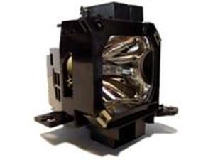 Epson EMP 7850 OEM Replacement Projector Lamp. Includes New Bulb and Housing.