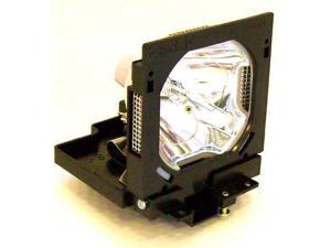 Delta AV3626 Compatible Replacement Projector Lamp. Includes New Bulb and Housing.