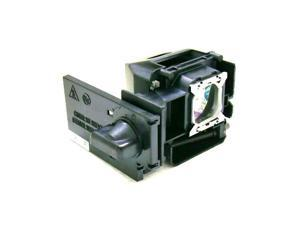 Panasonic PT-61LCX16 OEM Replacement TV Lamp. Includes New Bulb and Housing.