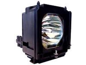 Samsung HL-S5687W Compatible Replacement TV Lamp. Includes New Bulb and Housing.