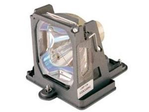 Delta Delta AV600AB Compatible Replacement Projector Lamp. Includes New Bulb and Housing.