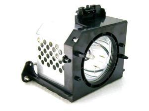 Samsung HLN4365W1X/XAA OEM Replacement TV Lamp. Includes New Bulb and Housing.