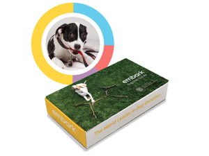 Embark Dog DNA Test: Most Accurate Mixed Breed Identification With Over 160 Health Tests