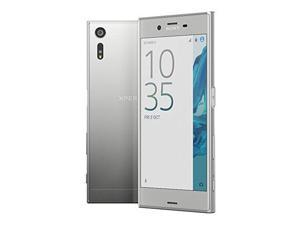 Sony Xperia XZ F8332 64GB 5.2-Inch 23MP 4G LTE Dual SIM FACTORY UNLOCKED - Platinum