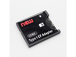 THZY WiFi SD SDHC SDXC To CF Type I Compact Flash Memory Card Adapter Reader Connector 4GB-128GB