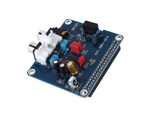 THZY PIFI Digi DAC+ HIFI DAC Audio Sound Card Module I2S interface for Raspberry pi 3 2 Model B B+ Digital Audio Card Pinboard V2.0 Board SC08