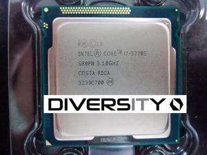 Intel Core i7-3770S Ivy Bridge Quad-Core 3.1GHz (3.9GHz Turbo) LGA 1155 65W CM8063701211900 Desktop Processor Intel HD Graphics 4000