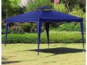 Cloud Mountain 10'X10' Waterproof Outdoor Party Gazebo Tent, Easy Pop Up Canopy Tent
