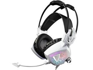 Sades Mo Ling USB Gaming Headset 7.1 Virtual Surround Sound Stereo PC Laptop Headphones with Mic