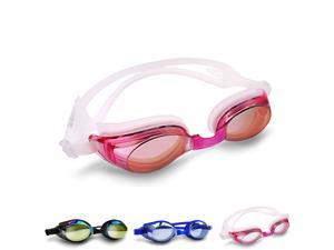 Swimtastic Swim Goggles Rec-X Fog Resistant Lenses