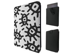 "ipad pro 12.9"" / Macbook Air 11 / Macbook retina 12 Quality Pouch portefeuille Poche Coque  Case - Tab sortieC0314 - Cool Evil Eye Protection Turkish Faith Trend Art Kawaii"