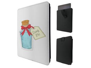 """ipad pro 12.9"""" / Macbook Air 11 / Macbook retina 12 Quality Pouch portefeuille Poche Coque  Case - Tab sortieC0334 - Cool Drink Bottle Drink Me Funny"""
