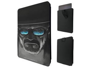 """ipad pro 12.9"""" / Macbook Air 11 / Macbook retina 12 Quality Pouch portefeuille Poche Coque  Case - Tab sortie1235 - Cool Trendy Breaking Bad Cool Sunglasses Movie"""