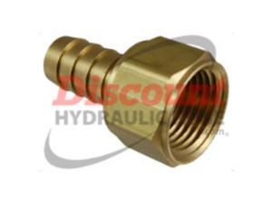 "104-0808C | 1/2"" Hose x 1/2"" NPTF Female Pipe -Set of 20 Fittings"