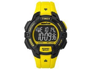 Timex Ironman Rugged 30 Full-Size Watch - Neon Yellow  [TW5M026009J]