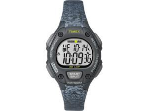 Timex IRONMAN Classic 30 Mid-Size Watch - Black/Gray  [TW5M07700JV]