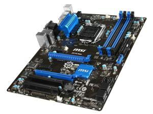 Refurbished: MSI Z97 PC Mate LGA 1150 Intel Z97 HDMI SATA 6Gb/s USB 3.0 ATX Intel Motherboard