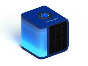 Evapolar Portable Personal Air-Cooler + Humidifier - Blue