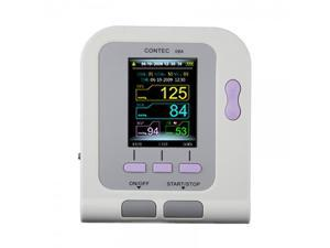 Contec08A Digital Blood Pressure Monitor Cuffs USB SpO2 Probe Pulse Rate Meter  SpO2 Probe Blood Pressure Monitor Oximeter Digital Pulse Ox Rate Meter