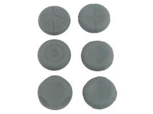TRIXES Xbox 360 Controller Thumbstick Rubber Thumb Stick Grips Covers Gaming