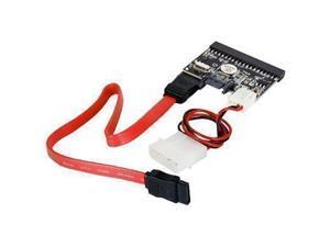 TRIXES IDE to SATA or SATA to IDE Bi-Directional Converter Adaptor ATA 100/133