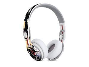 Monarch Butterfly Floral Blossom Skin for Apple Beats By Dre Mixr Headphones
