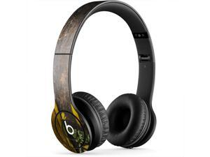 Olive Oil and Sunflower Skin for Apple Beats By Dre Studio Headphones Sticker