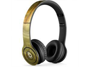 Mustard Fossil Layers Skin for Apple Beats By Dre Studio Original Headphones