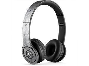 Wavy Woodgrain Skin for Apple Beats By Dre Studio Original Headphones
