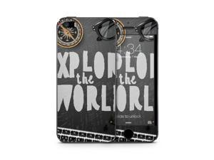 Explore The World Travel Accessories Skin for the Apple iPhone 5