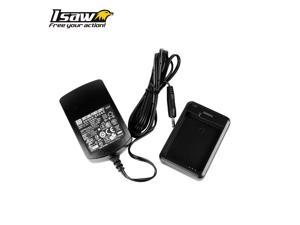 ISAW Battery Charger w/ International Plugs UK/EU/US …
