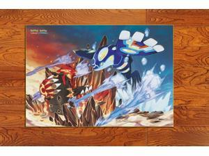 "PK010 Pokemon Alpha Sapphire/Omega Ruby Posters Prints (17"" * 24"") inches"