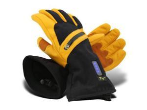 Volt Leather Heated Work Gloves