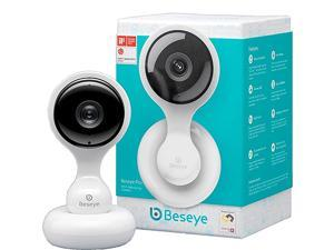 Hacker Proof Beseye Pro Indoor 720p HD Day / Night 2-Way Audio Cloud Storage Security Camera with Artificial Intelligence