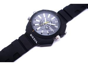 Spy Watch Hidden Camera Mini Camcorders DVR 16G 1080P with Night Vision Function Waterproof SP1003