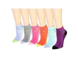 12 Pairs Women's Socks Assorted Colors Size 9-11 Snowflake