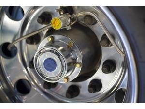 Crossfire Dual Tire Pressure Equalization System, 110 PSI, one per pkg. (CF110STABT)