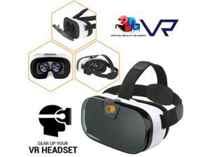 VR 3D Glasses Virtual Reality 3D Video Headset for Smart Phone