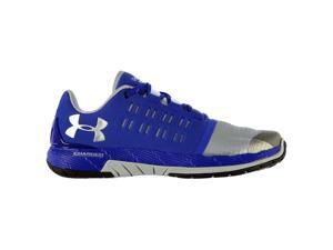 Under Armour Mens Charged Core Running Shoes Textile Lace Up Sports Trainers