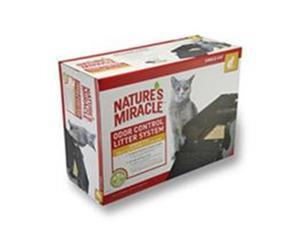 SPECTRUM BRANDS NAT MIRC-NMA500 Single-Cat Self-Cleaning Litter Box
