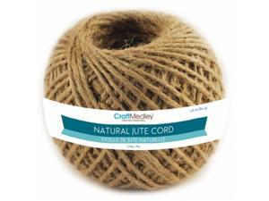 Jute Cord 3ply 80g-Natural