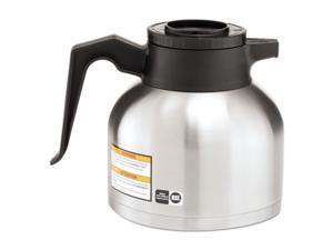 Bunn-O-Matic THERMBLK 1.9 ltr. Thermal Carafe, Stainless Steel & Black