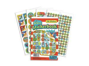 Eureka EU-609403 Dr Seuss Corners Stickerbooks