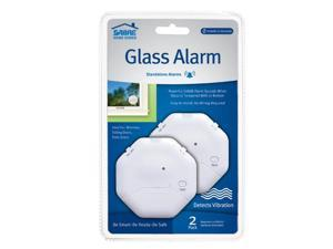 Sabre HS-GA2 100 dB Window Glass Alarm, Pack of 2